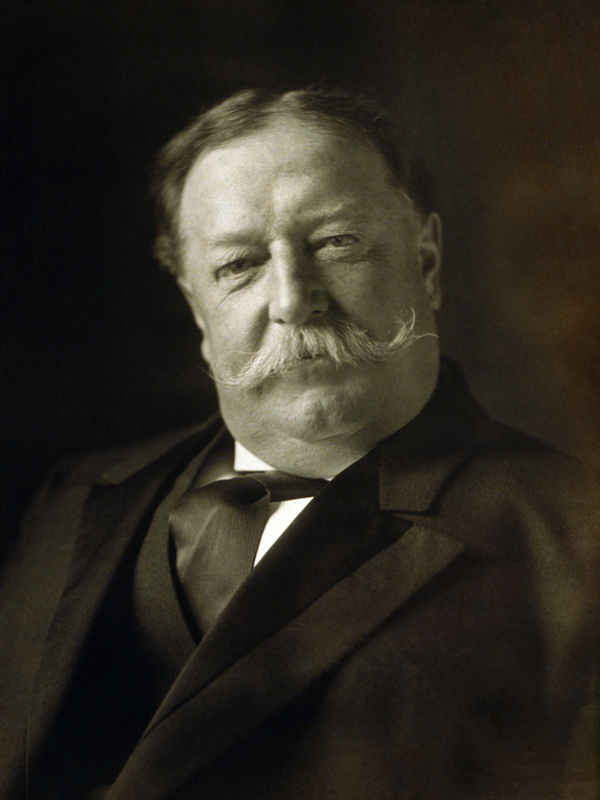 William Taft Portrait